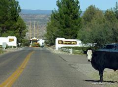 Thousand Trails `Gatekeeper`Verde Valley, Arizona