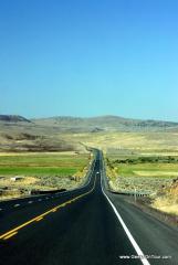 Ahhhh, the open road (eastern Oregon)