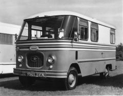 Chevrolet Travel Car, 1966