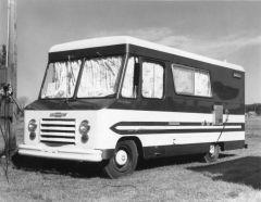 Chevrolet Step Van, 1966
