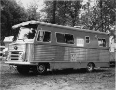 Chevrolet Step Van conversion