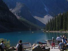 Banff, Alberta, Canada--
