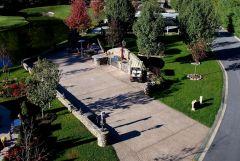 Great views, Outdoor kitchens! Gorgeous -Blue Ridge Reso