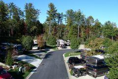 Blue Ridge Resort, Lake Toscaway, NC