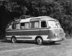 Setra Coach, 1968 photo