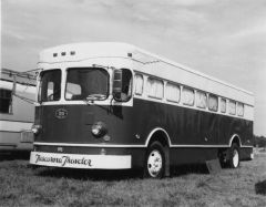 Army Twin converted coach