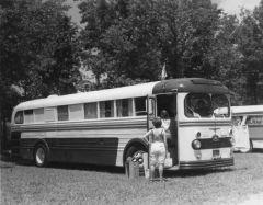 GMC converted coach
