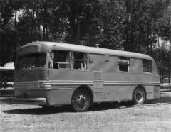 Ford converted coach