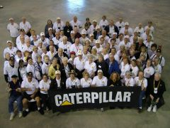 CAT RV Club, Charleston 2009