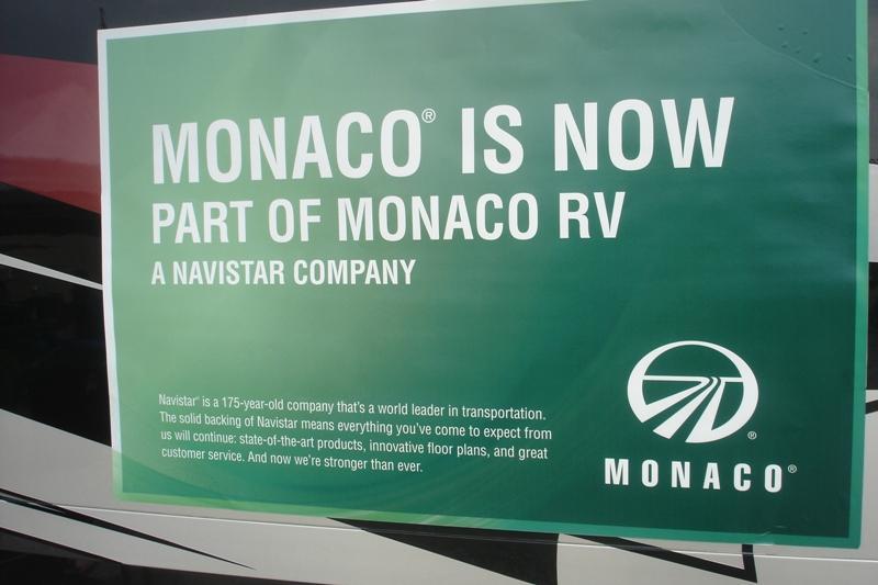 Monaco sign