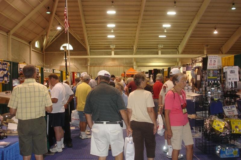 Indoor exhibits