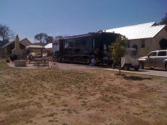 Our site at Buckhorn Lake Resort