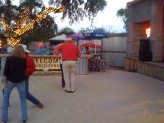 Fun at 11th Street Bar in Bandera, TX