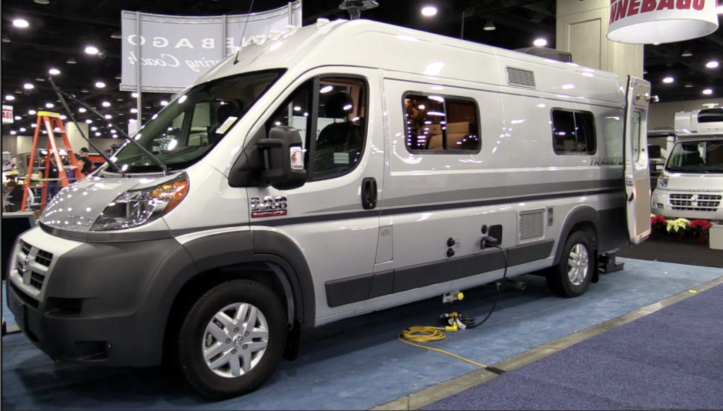 Sneak Peek at National RV Trade Show in Louisville, Ky.