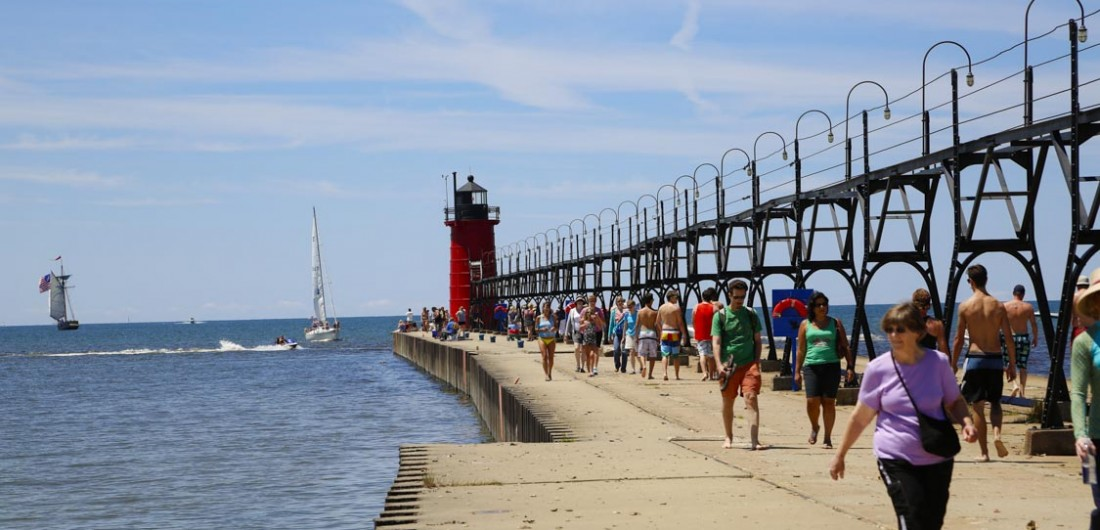 Great Lakes Shoreline Tour � Southwest Michigan