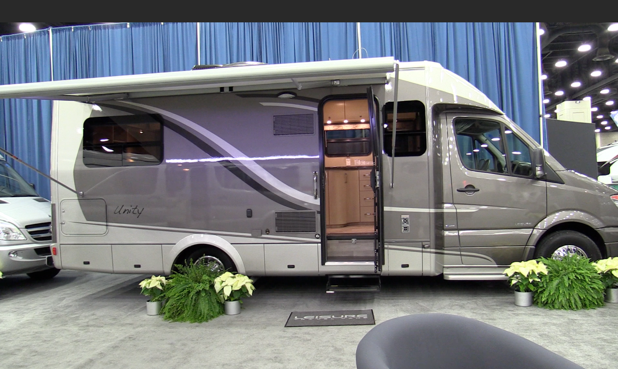Why Small Motorhomes Are Leading The Rv Industry Sales