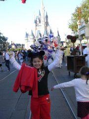 Disneyworld, 2011