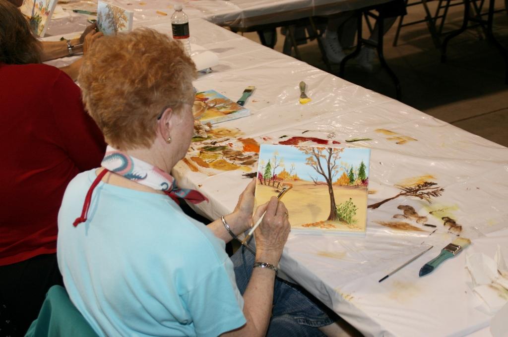 Craft seminar: painting