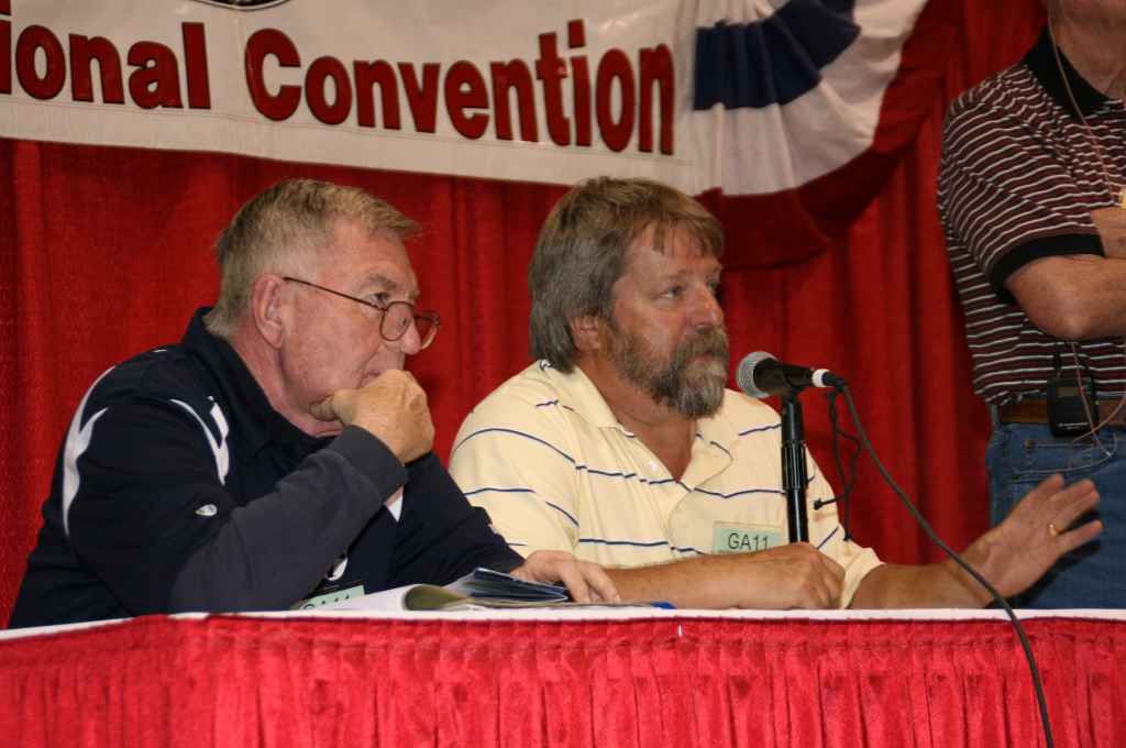 Perry, Ga., 2011: Seminars and Exhibits