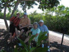 Debbie, David, Gloria & Carl