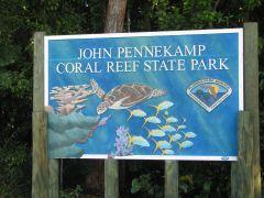 John Pennekamp State Park, Key Largo, FL