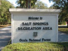 Dec 18th - 23rd, 2011 Salt Springs, FL