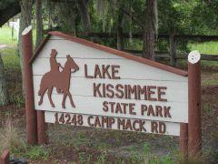 Lake Kissemee