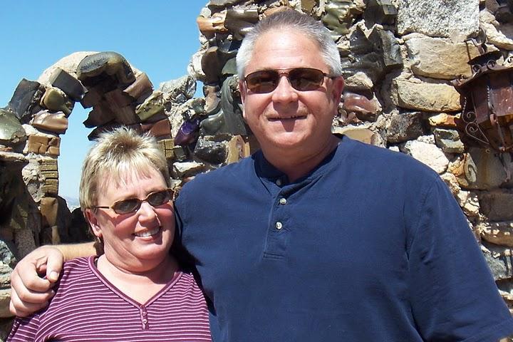 Kathy & Steve