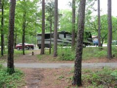 East Texas Camping