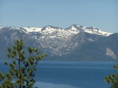 Lake Tahoe Mtn