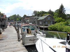 Fishtown in Leland, MI