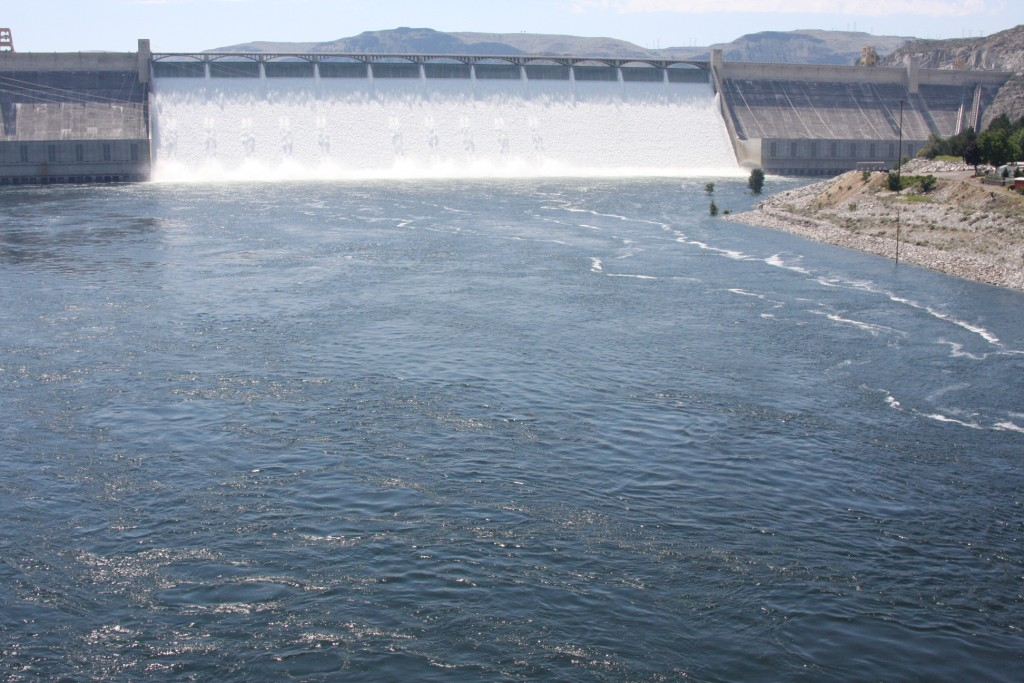 Grand Coulee Dam