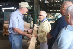 Forks Logging and Mill Tour