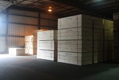 16   Lumber ready For shipping