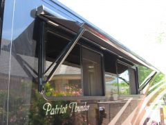 Restored Brustor Awning