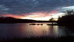 Sunset  in NorthCarolina