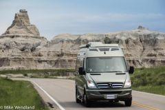RV Must-Do Trip: The Badlands of South Dakota