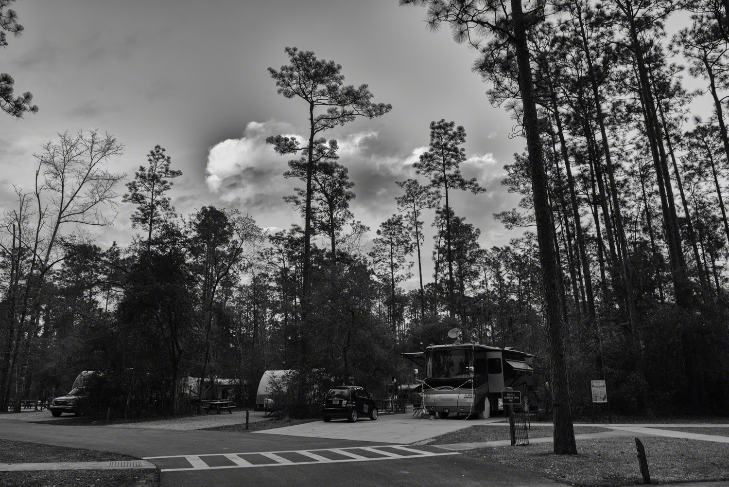 Blackwater River State Park Campground