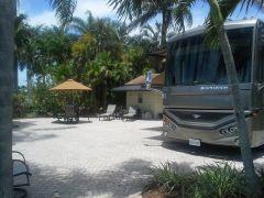 Pelican Lake Motorcoach Resort, Naples, Florida