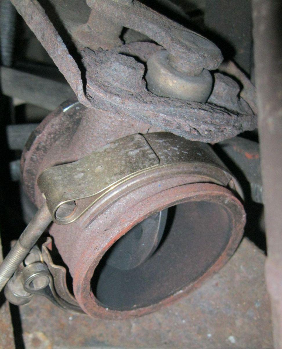 Exhaust Brake Actuator ~ Exhaust brake internal damper members gallery fmca