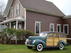 1940 Ford Station Wagon
