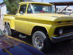 1962 Chev Pickup