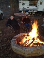 GSV Norma Shirley Campfire 2015
