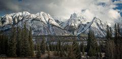 road to Rocky Mtn. House, Alberta