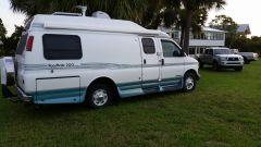 This is Our 2002 Chevrolet Roadtrek 200 Popular