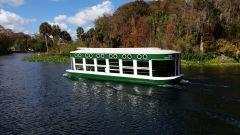 Glass Bottom Boat Silver Springs State Park, FL
