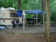 Standing Indian Campground Franklin North Carolina Aug. 2011 008