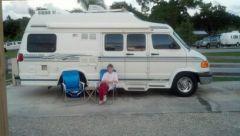 Our 2000 Dodge Pleasure Way Port St. Luci, Fl