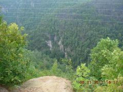 Tallulah Gorge Georgia Aug. 2011 002