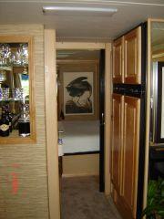 Residential refrigerator install